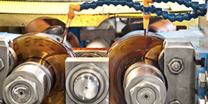 Photo of U.S. Bolt thread rolling